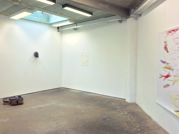 MOREPUBLISHERS, Exhibition view at Rectangle, Brussels, 2015