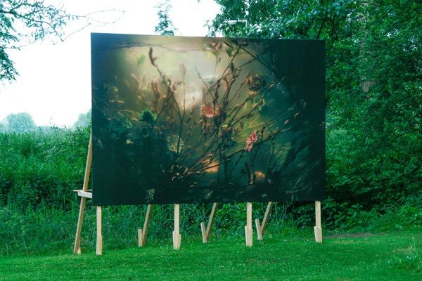 VINCENT OLINET, Je ne peux pas faire de miracles Exhibition view, Kunstvlaai 2014, Amsterdam
