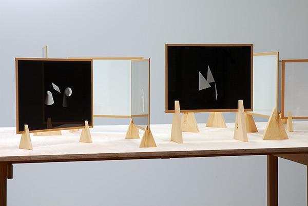MAGALI LEFEBVRE , Exhibition view Moduli, pictures, 2014