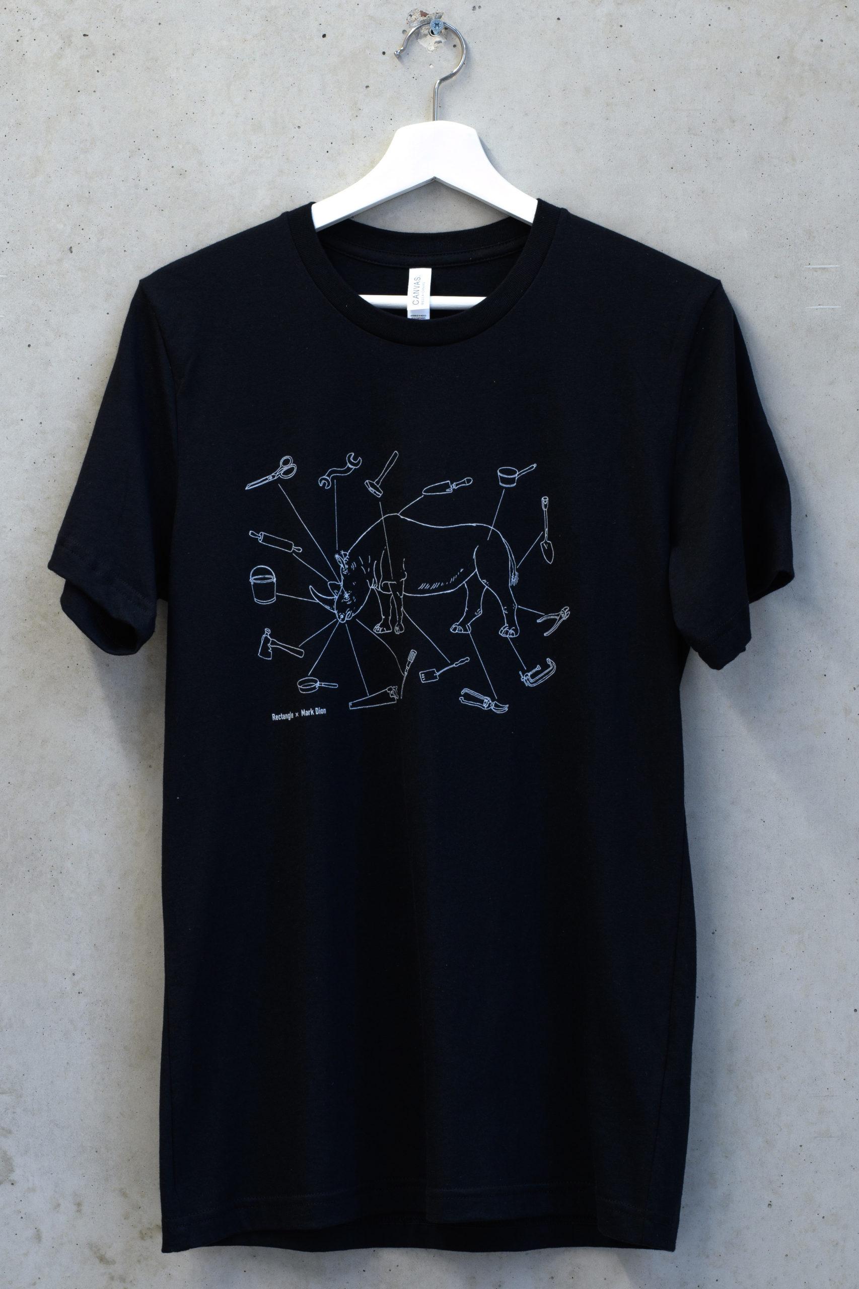 Mark Dion, Albeid Adelt, T-shirt, 2020 / 29 Euro